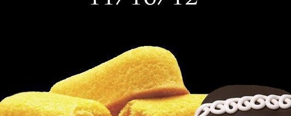 No More Twinkies: The End of Era?
