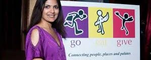Interview with Go Eat Give Founder, Sucheta Rawal