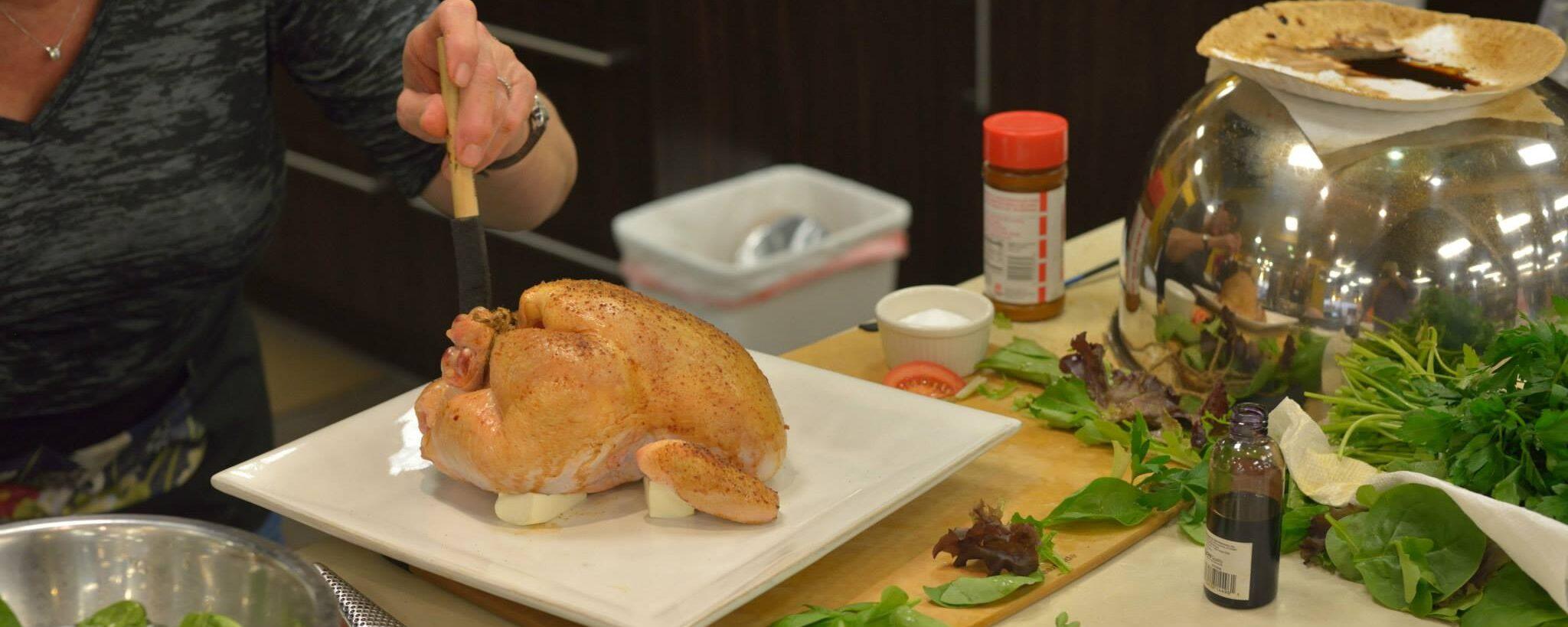 Denise Vivaldo's Food Styling Class