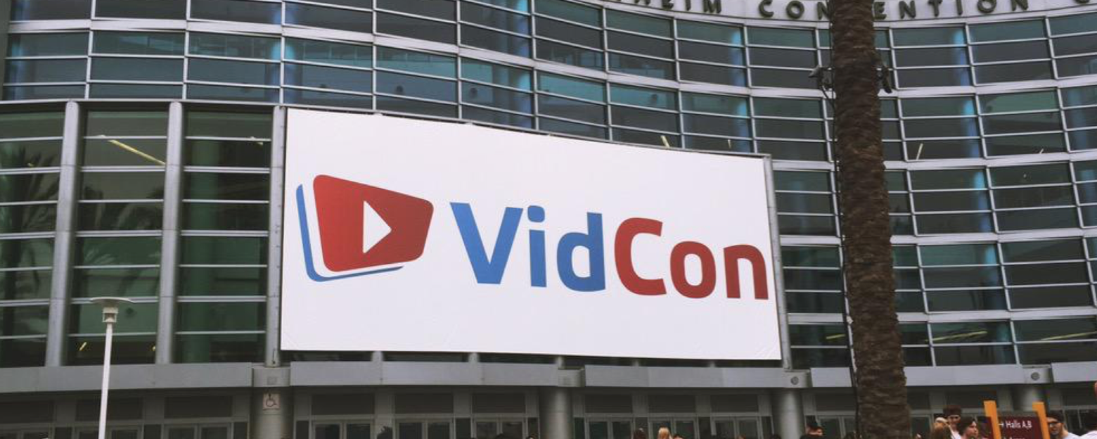 The Internet Killed Television: A Vidcon Recap