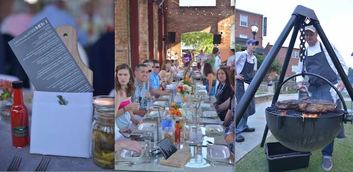 Euphoria-Greenville-Sunday-Supper-event