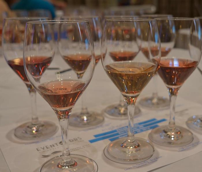 Euphoria-festival-greenville-rose tasting