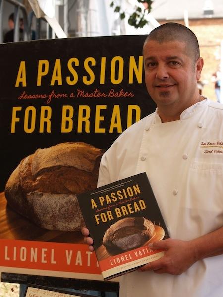 Euphoria LIonel Vatinet author cookbooks