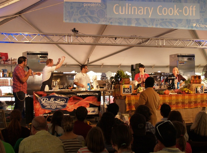Euphoria Greenville cookoff festival