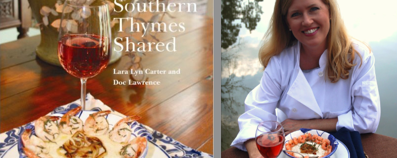 Podcast: Cookbook Author + TV Show Host, Lara Lyn Carter Talks About Her South