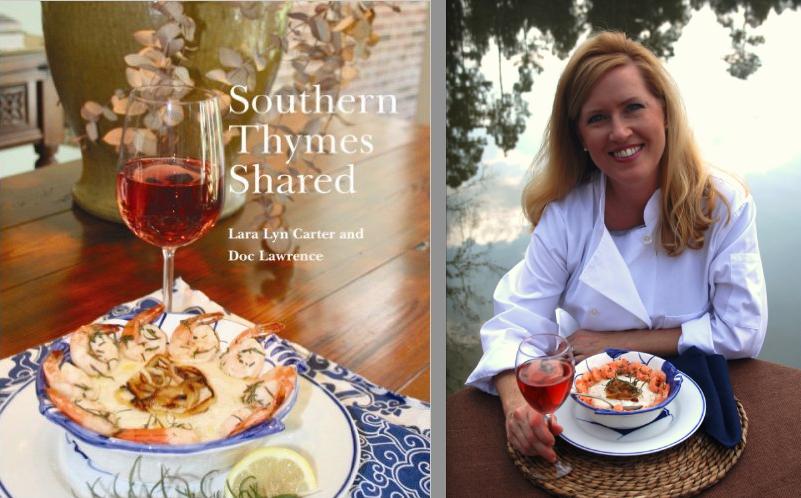 lara-lyn-carter-Southern-Thymes-cookbook