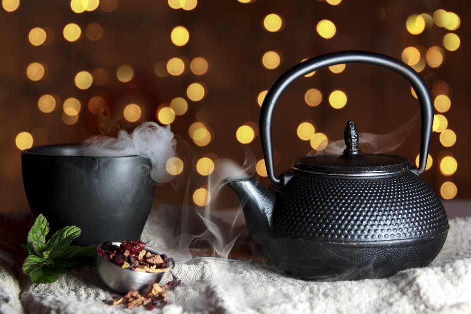 become a tea sommelier